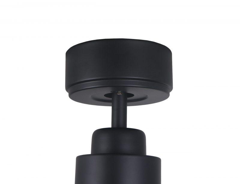 Ventilador de techo sin luz MARTEC Menorca - 132cm / DC / Aspas de madera nogal